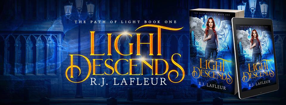 R.J. Lafleur Reader FanBase Site